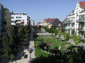 Lorettoplatz Tübingen